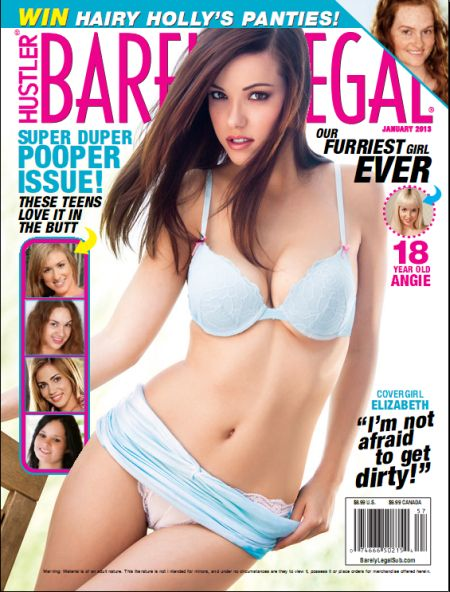 Barely Legal № 1 (january 2013)