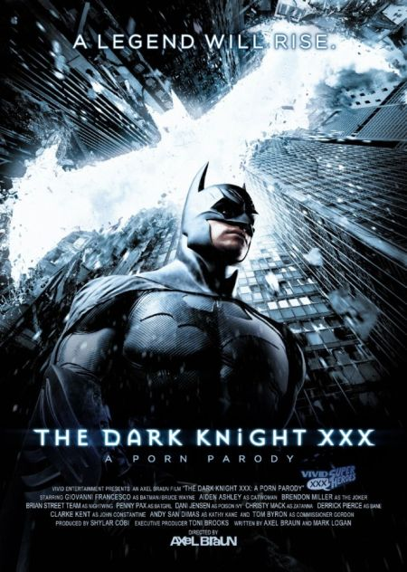 The Dark Knight XXX. A Porn Parody / Темный рыцарь - Порнопародия  [2012] WEBRip-HD-RUS