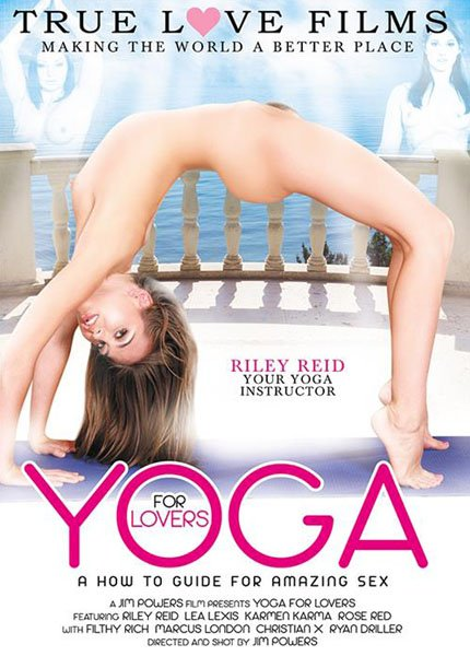 Yoga For Lovers: A How To Guide For Amazing Sex (2014/WEBRip/SD)