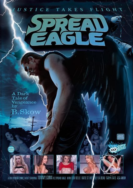 Spread Eagle (2011/WEBRip/HD)