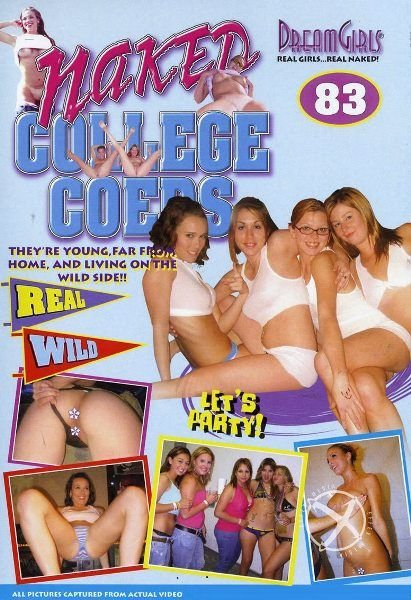 Naked College Coeds 83 (2009/WEBRip/HD)