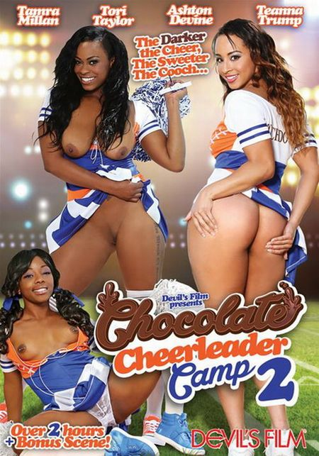 Chocolate Cheerleader Camp 2 [2014] WEB-DL