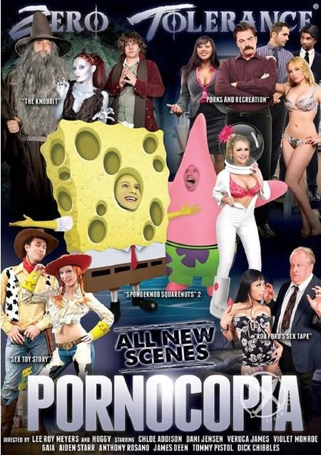 Pornocopia (2014/DVDRip)
