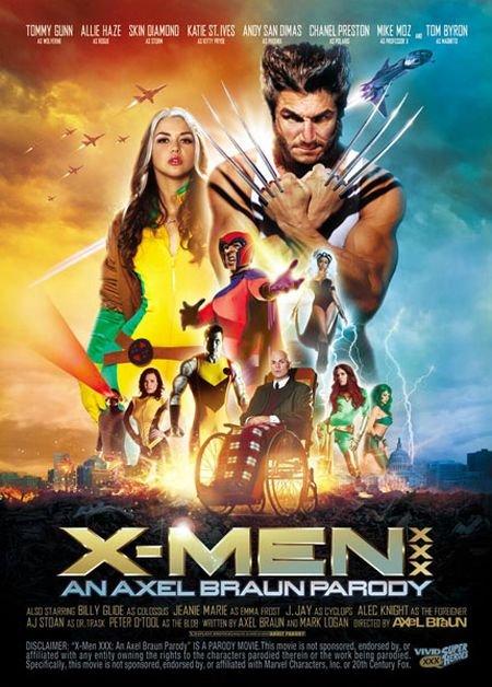 X-Men XXX: An Axel Braun Parody (2014)