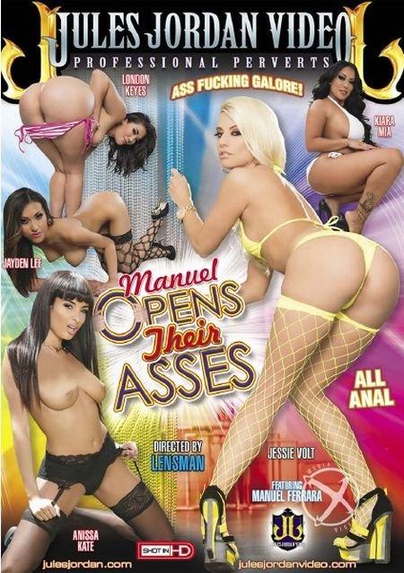 Manuel Opens Their Asses (2014/DVDRip)