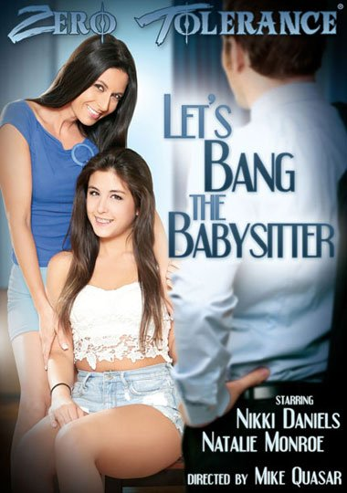 Давай трахнем нянечку / Let's Bang the Babysitter (2014) DVDRip
