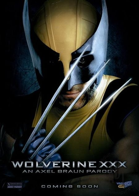 Росомаха: XXX пародия / Wolverine: XXX An Axel Braun Parody (2013)