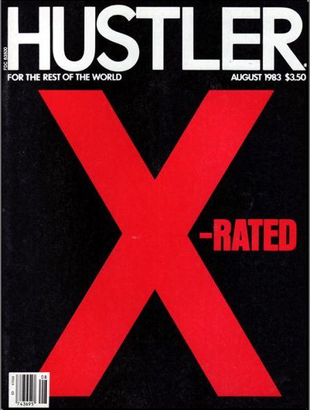 Hustler № 8 (august 1983)