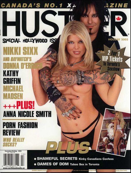Hustler № 12 (december 2003)