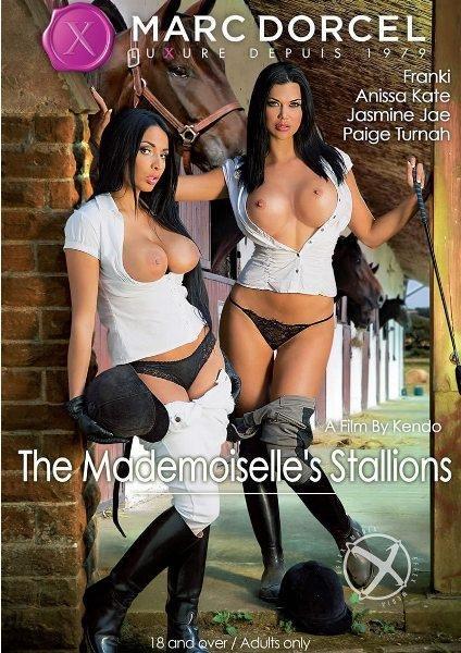 The Mademoiselle's Stallions / Мадемуазель и Ее Жеребцы (с русским переводом) [2013]