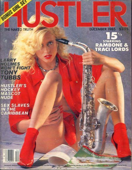 Hustler № 12 (december 1985)