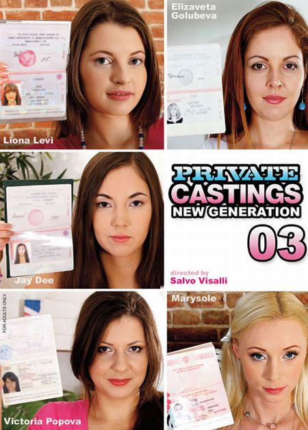 Private Castings - New Generation 03 [2014] DVDRip