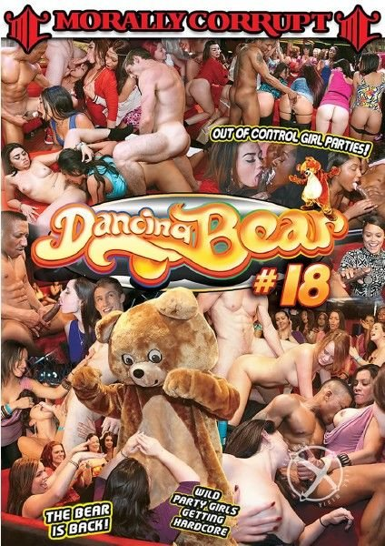 Dancing Bear 18 (2014/DVDRip)