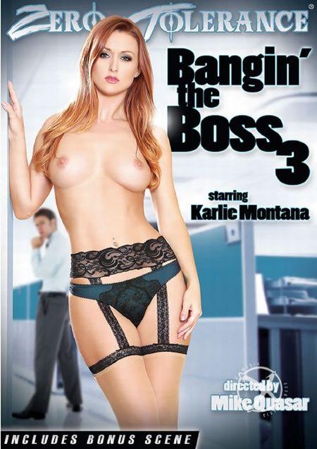 Bangin The Boss 3 / Оттрахать босса 3 [2014]