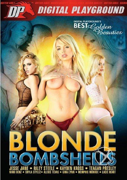 Blonde Bombshells (2014/DVDRip)