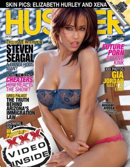 Hustler № 10 (october 2010)