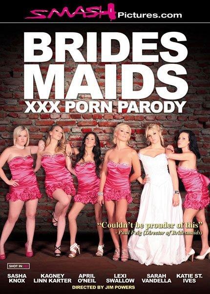 Bridesmaids XXX Porn Parody (2011/WEBRip/FullHD)