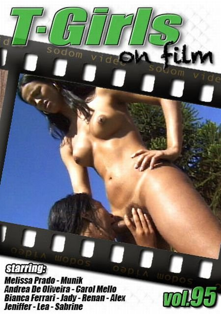 T-Girls On Film 95 / Транссексуалы 95 (2011)
