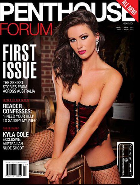 Penthouse Forum № 1 (2014) Australia