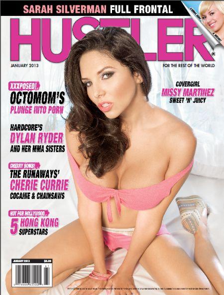 Hustler � 1 (january 2013)