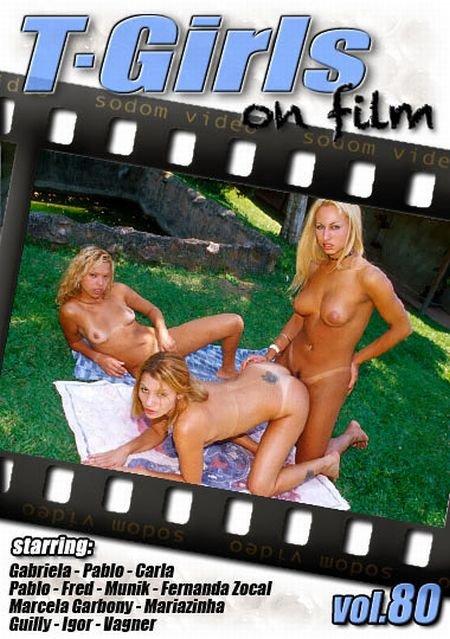 T-Girls On Film 80 / Транссексуалы 80 (2011)