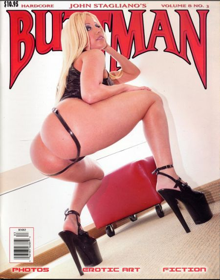 Buttman - Volume 8 №3 (June 2005)