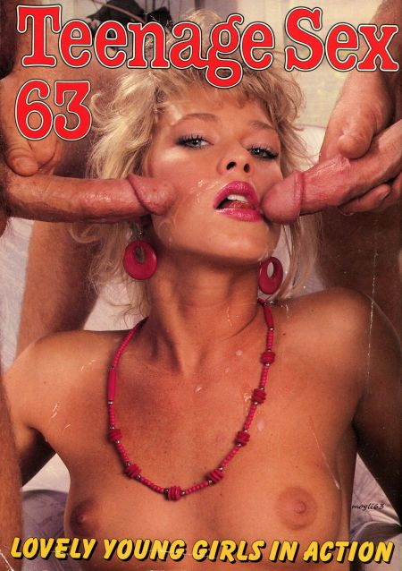 Color Climax Teenage Sex № 63 (1990)
