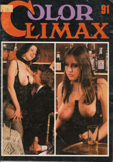 COLOR CLIMAX № 91 (1976)