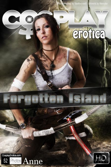 Lara Croft - pornomodel. Part 5