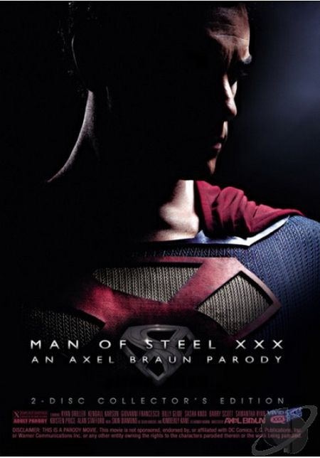 Человек Из Стали: XXX пародия / Man of Steel XXX: An Axel Braun Parody [2013] DVDRip