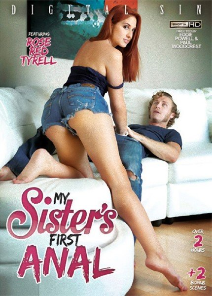 My Sisters First Anal (2014) WEBRip-HD