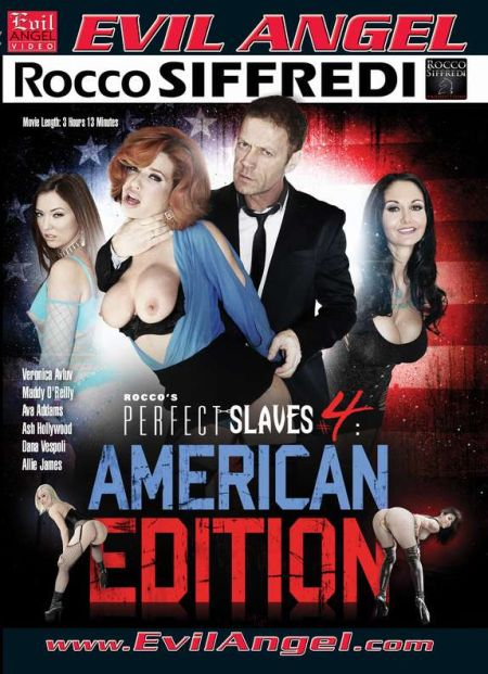 Rocco's Perfect Slaves 4. American Edition [2014] WEB-DL