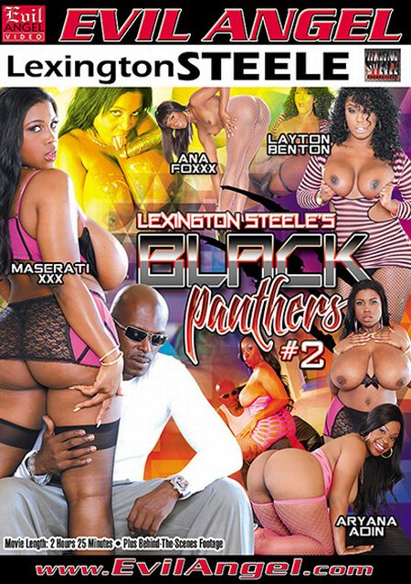 Lexington Steele's Black Panthers 2 [2014] WEB-DL