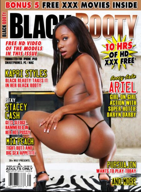 Black Booty � 10 (october 2013) USA