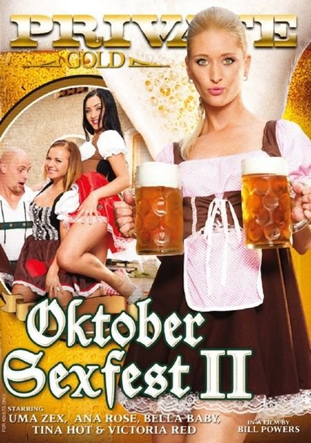 Private Gold 181. Oktober SexFest 2 / Секс-Октоберфест 2 [2014] 1080p, WEB-DL