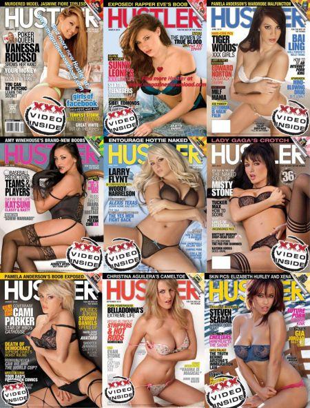 Hustler № 1-12 (January - December 2010)
