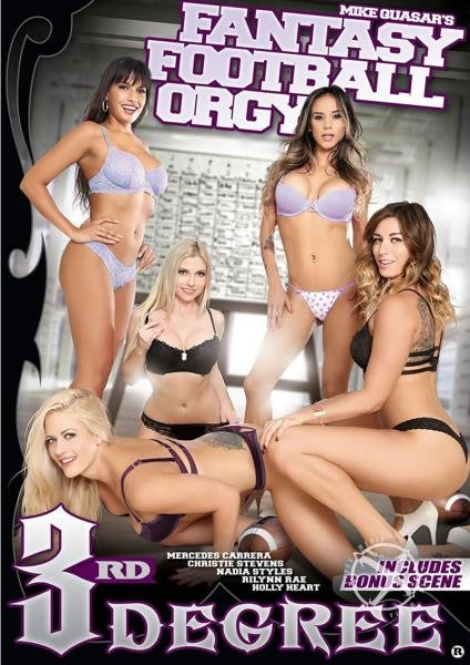 Fantasy Football Orgy (2014) DVDRip
