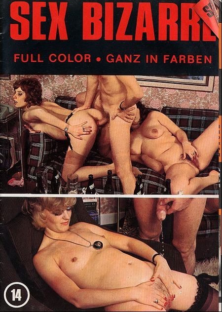Color Climax Sex Bizarre № 14