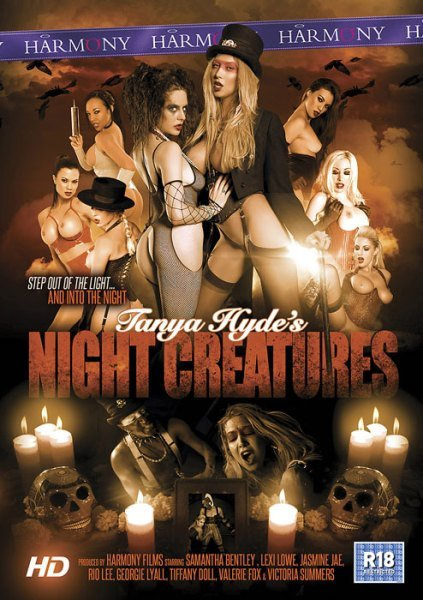 Tanya Hydes Night Creatures (2014)