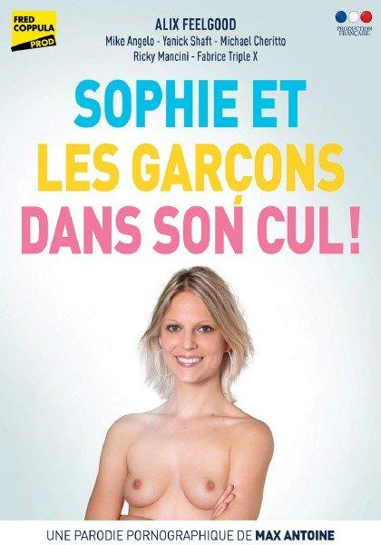 Sophie et Les Garcons Dans Son Cul (2014) WEBRip-HD