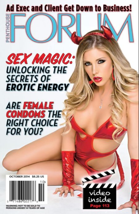Penthouse Forum №10 (October 2014)