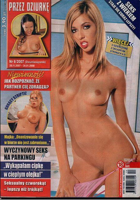 PRZEZ DZIURKE №6 - 2007