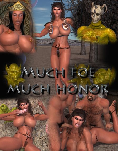 Much Foe - Much Honor. Part 1-2