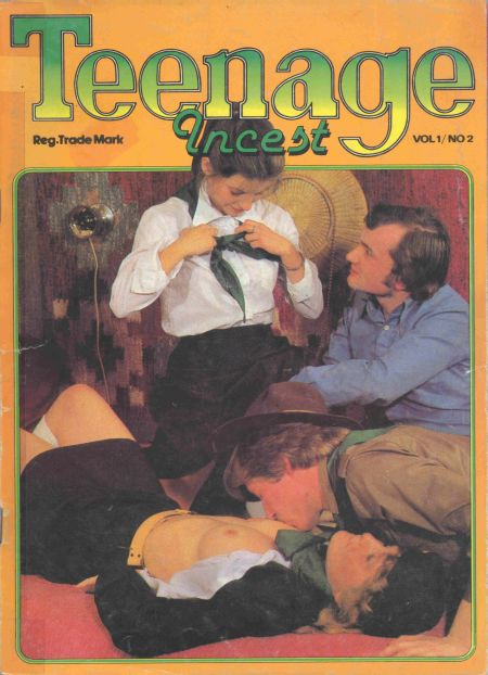 Teenage Incest vol.1 №2 (1980)