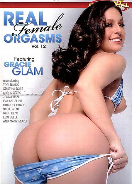 Real Female Orgasms 12 / ��������� ������� ������� 12 - DVDRip
