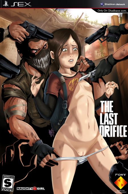 Comics art The Last of Us