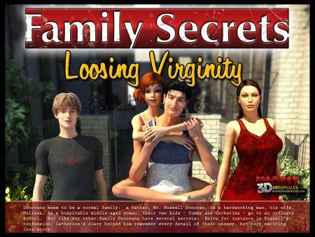 FAMILY SECRETS 1-2