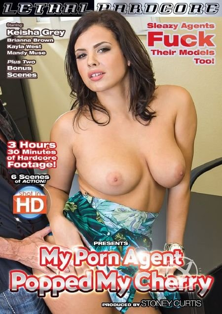 My Porn Agent Popped My Cherry (2015) DVDRip