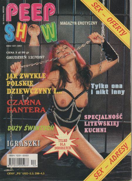 Peepshow � 12 (1997)