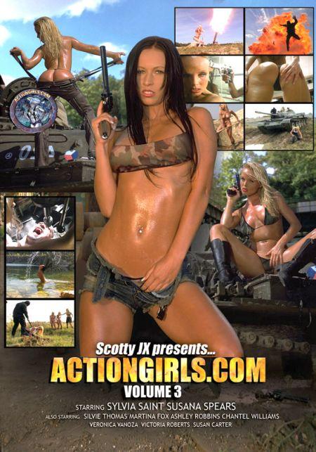 Боевые Девушки. Часть 3 [2006] DVDRip